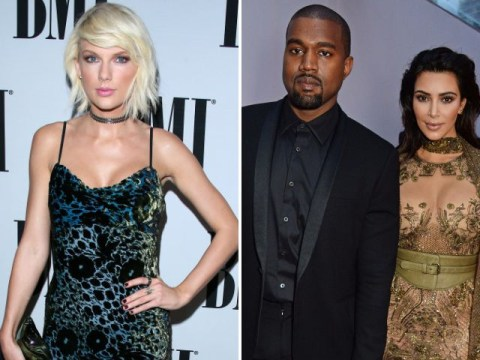 Taylor Swift hits back after Kim Kardashian claims she knew Kanye was going to call her a bitch at the Grammys