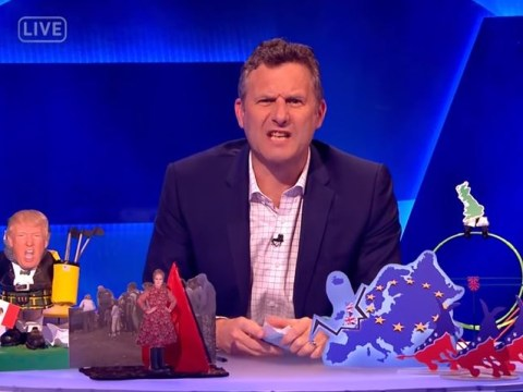 WATCH: Everyone loved Adam Hills' incredible rant about Nigel Farage on The Last Leg