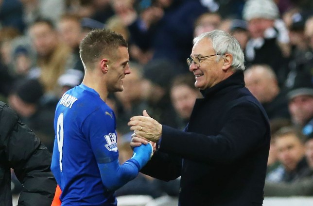 The Football Writers' Player of the Year has agreed a new deal with Leicester