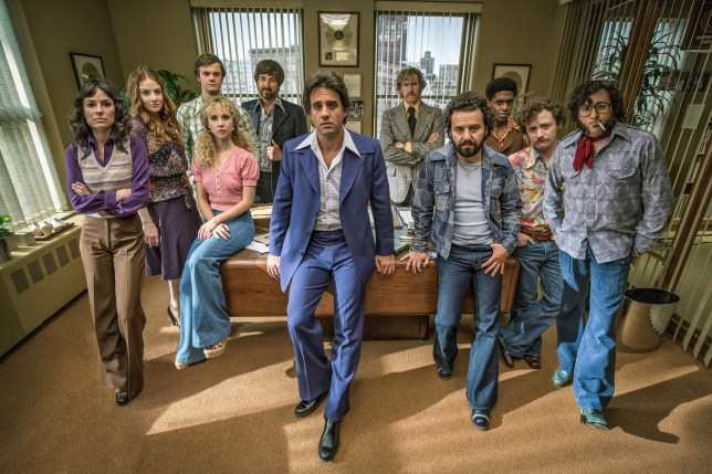 Vinyl has been cancelled after one season (Picture: HBO)