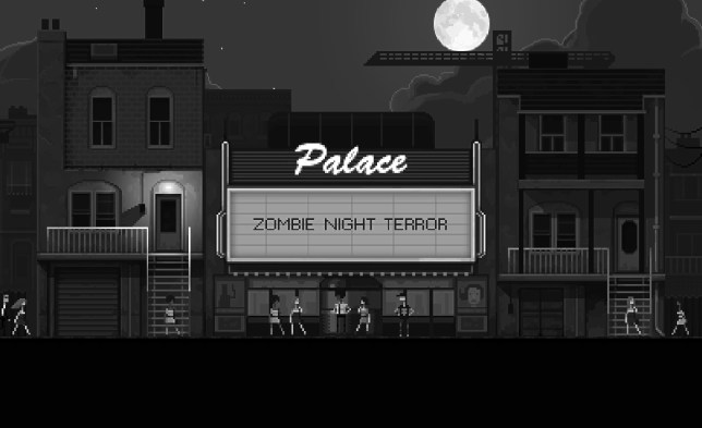 Zombie Night Terror (PC) - don't be a lemming, be a zombie