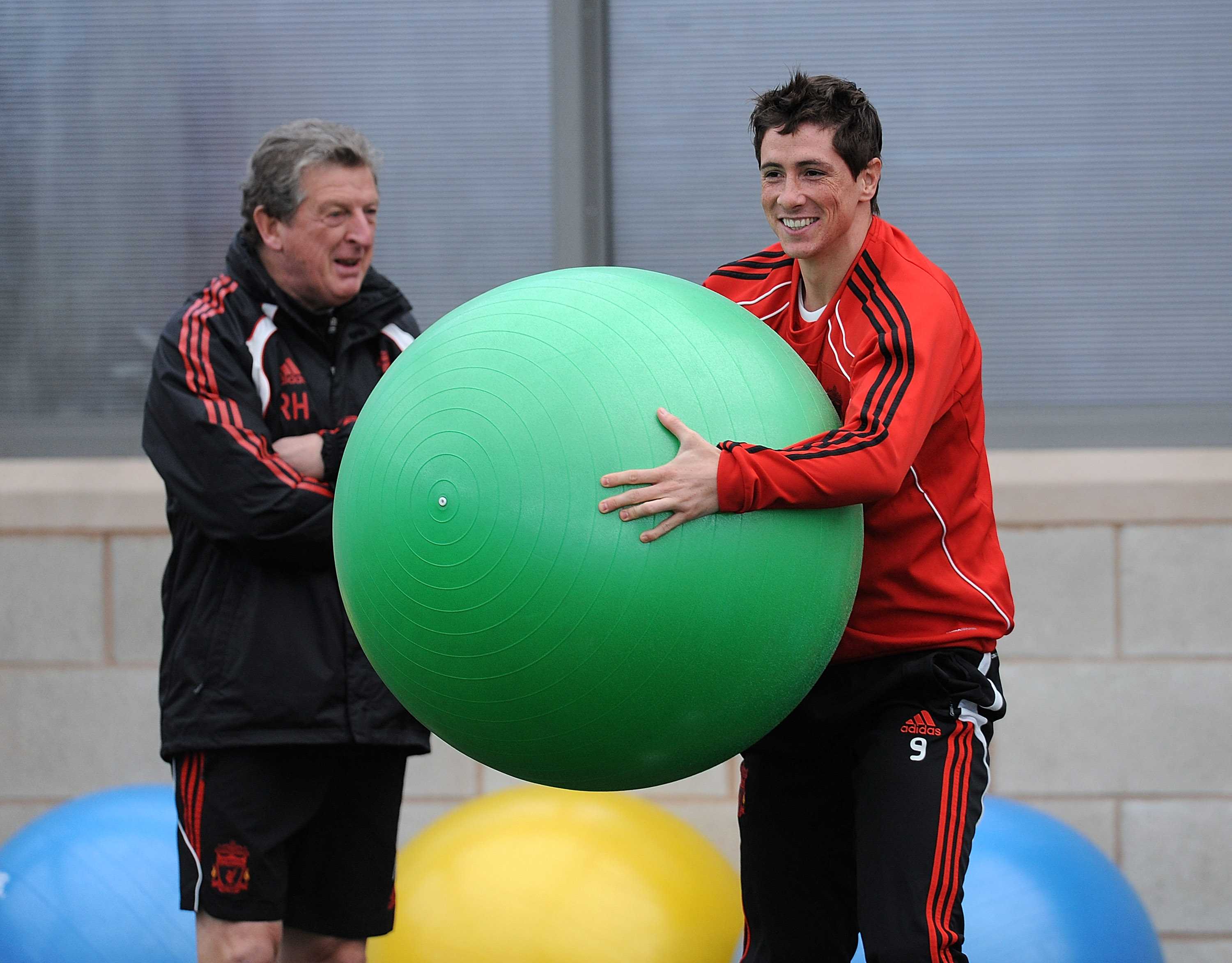 Daniel Agger reveals Roy Hodgson's bizarre training drill to try and fix misfiring Fernando Torres