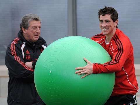 Daniel Agger reveals Roy Hodgson's bizarre training drill to try and fix misfiring Fernando Torres