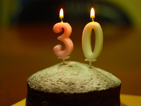 15 of the best things about being 30