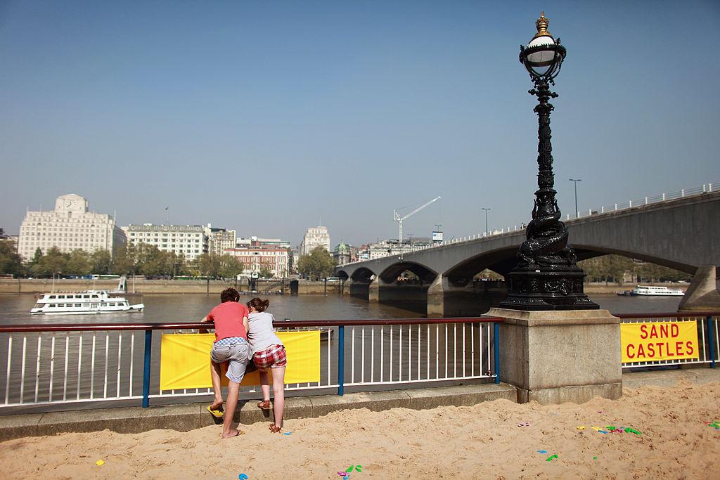 Summer 2016: The 10 best urban beaches in London
