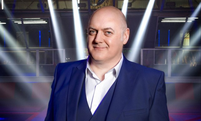 Dara O Briain schooled a Twitter troll (Picture: Alan Peebles)