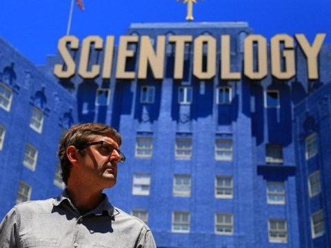 WATCH: First trailer for Louis Theroux's My Scientology Movie is terrifyingly good