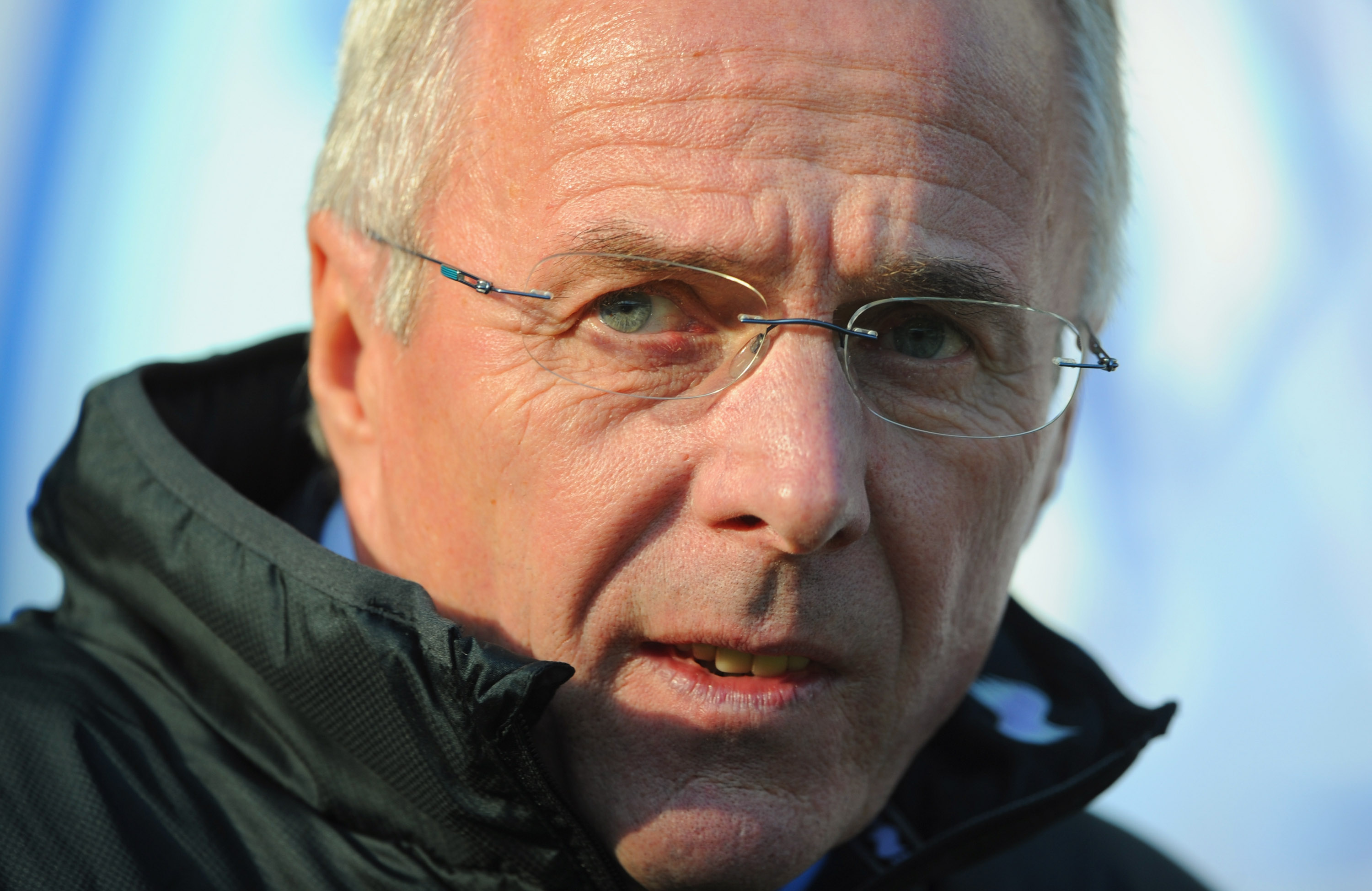 Sven-Goran Eriksson says he would manage England again
