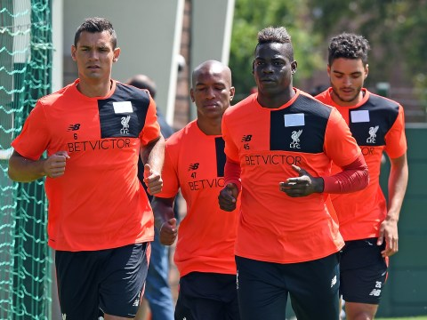 Jurgen Klopp tells Mario Balotelli to find a transfer away from Liverpool