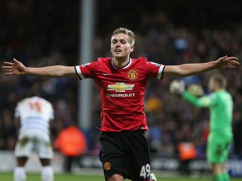 Manchester United striker James Wilson targeted by Birmingham City