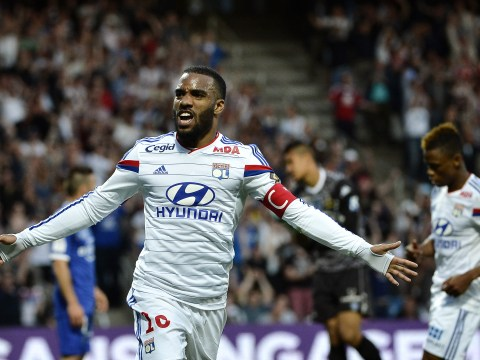 Arsenal handed boost for transfer target Alexandre Lacazette after striker tells Lyon he wants move