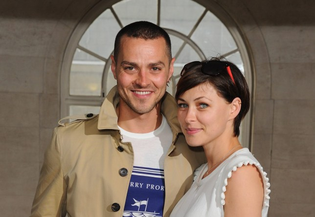 """LONDON, ENGLAND - JUNE 18: Matt Willis and Emma Willis attend the launch of Giovanna Fletcher's """"Dream A Little Dream"""" at on June 18, 2015 in London, England. (Photo by Eamonn McCormack/WireImage)"""