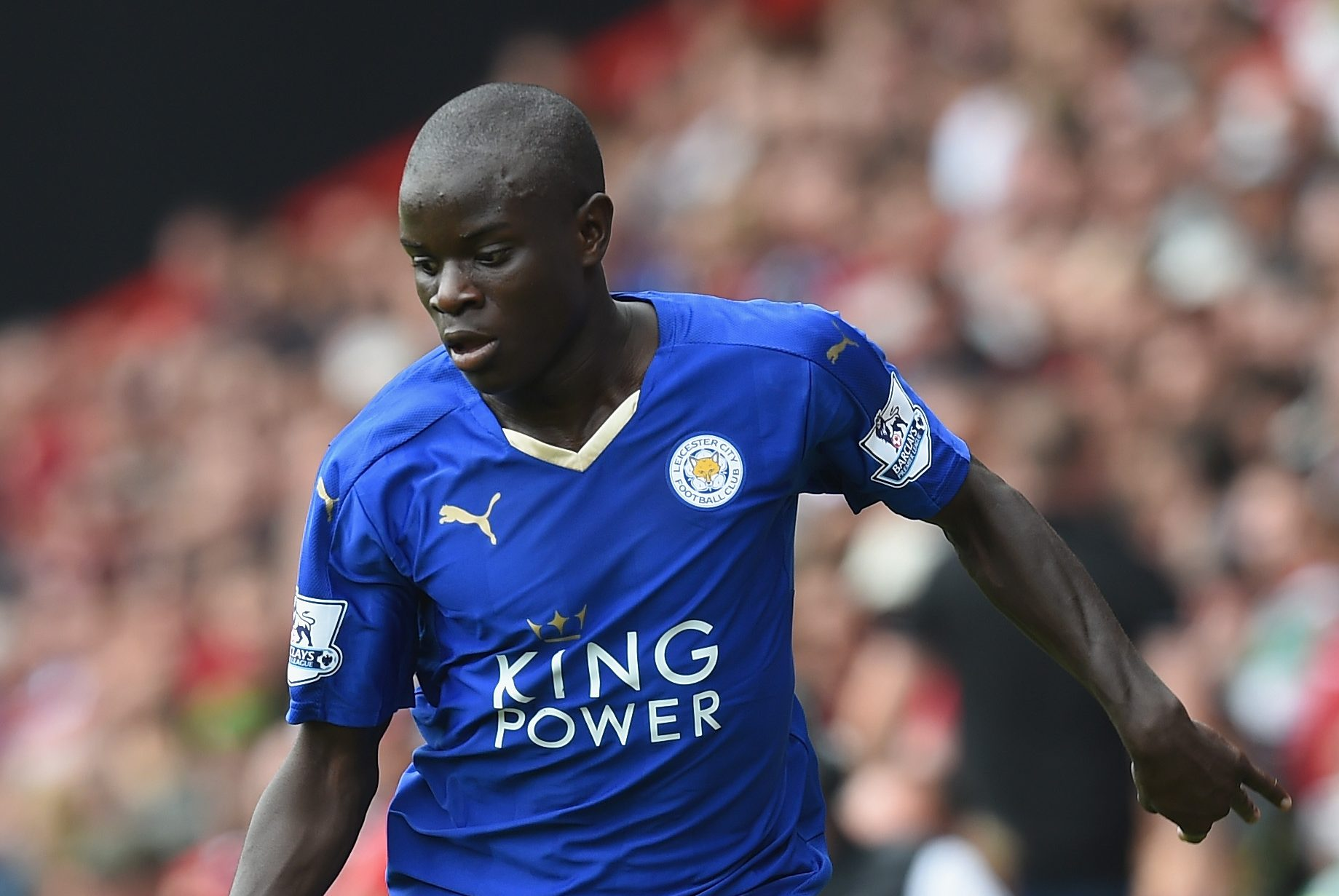 N'Golo Kante 'pushed' for Chelsea transfer, says Leicester City boss Claudio Ranieri