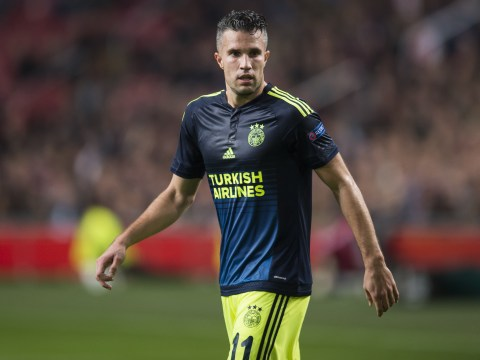 Robin van Persie offered transfer to West Ham and Crystal Palace