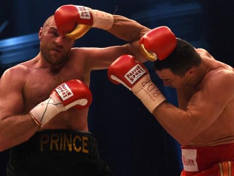 Tyson Fury's rematch against Wladimir Klitshcko hinges on venue and drug test disputes