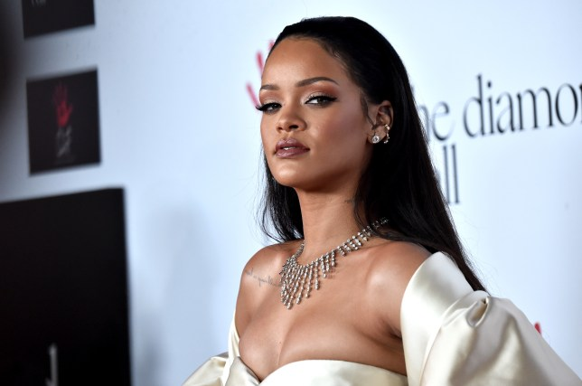 Better late than never? Rihanna has released a new video that she made over a year and a half ago (Picture: Alberto E. Rodriguez/Getty Images)