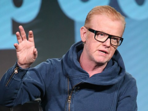 Chris Evans says he's 'entirely sad Top Gear didn't work out'