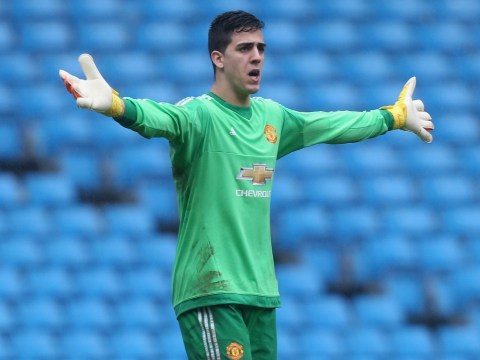 Manchester United goalkeeper Joel Pereira named in Portugal's Olympic 2016 squad for Rio
