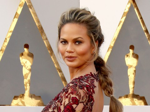 Chrissy Teigen calls for more diverse models 'especially on runways or magazines'