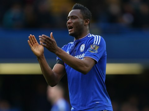 Chelsea ace John Obi Mikel named in Nigeria Olympics squad