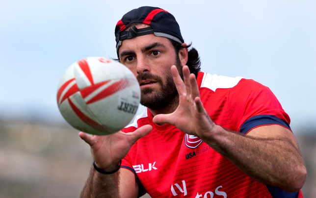 0400330eb7b NFL star Ebner will line-out for the USA sevens at the Olympics (Picture:  Getty Images)
