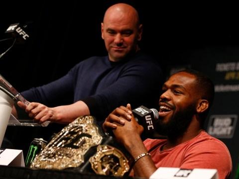 UFC boss Dana White says Jon Jones only has himself to blame for USADA drug violation