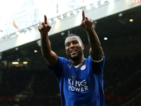 Are you listening Riyad Mahrez? Leicester City captain Wes Morgan says Jamie Vardy right to snub Arsenal transfer
