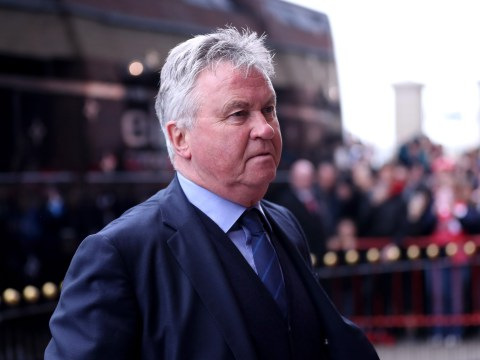 Ex-Chelsea boss Guus Hiddink wants talks with FA over England job