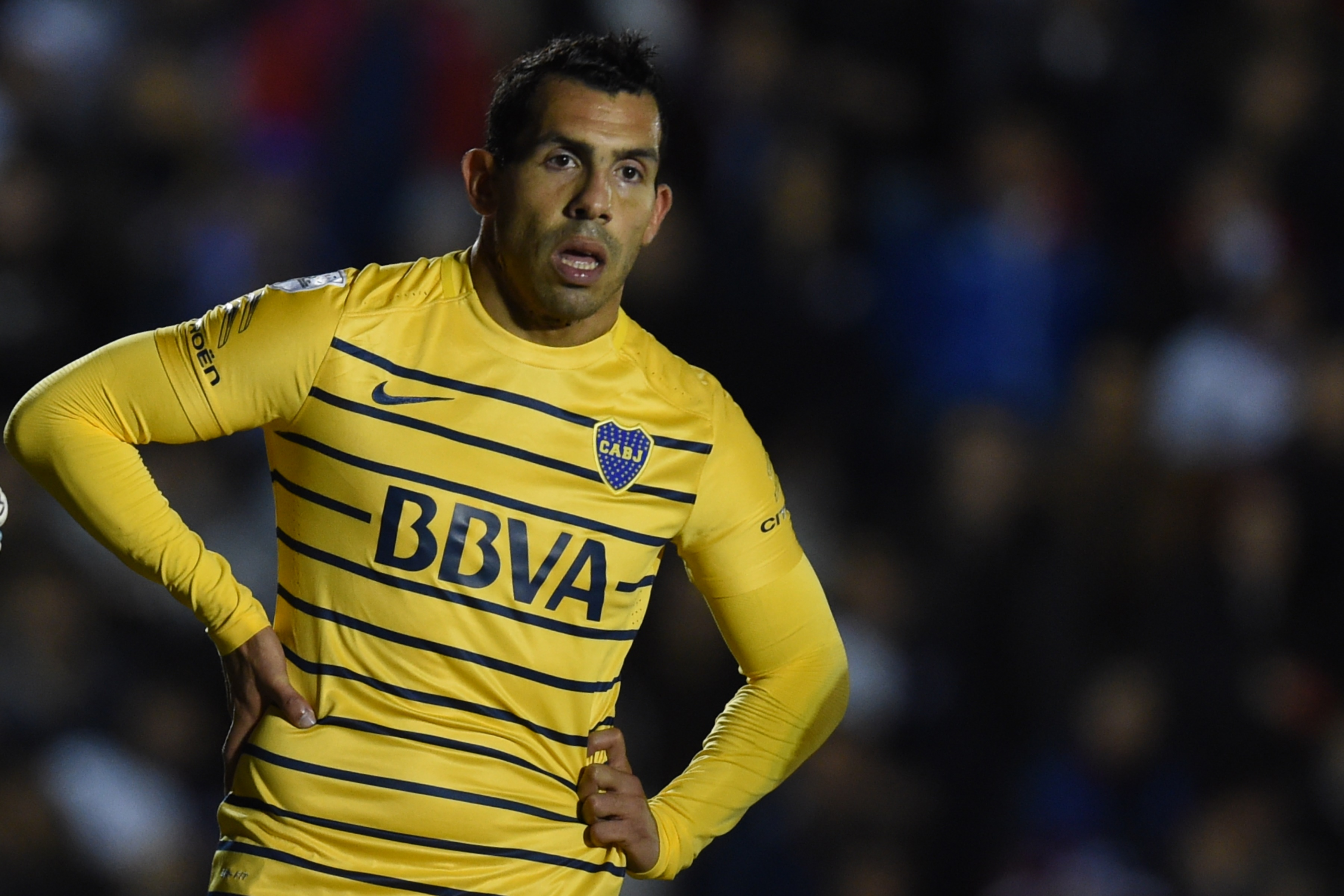 Carlos Tevez confirms Chelsea are trying to sign him