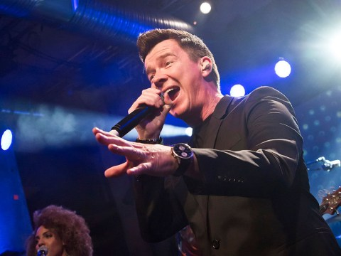 80's icon Rick Astley has recorded a Foo Fighters cover and it's surprisingly decent