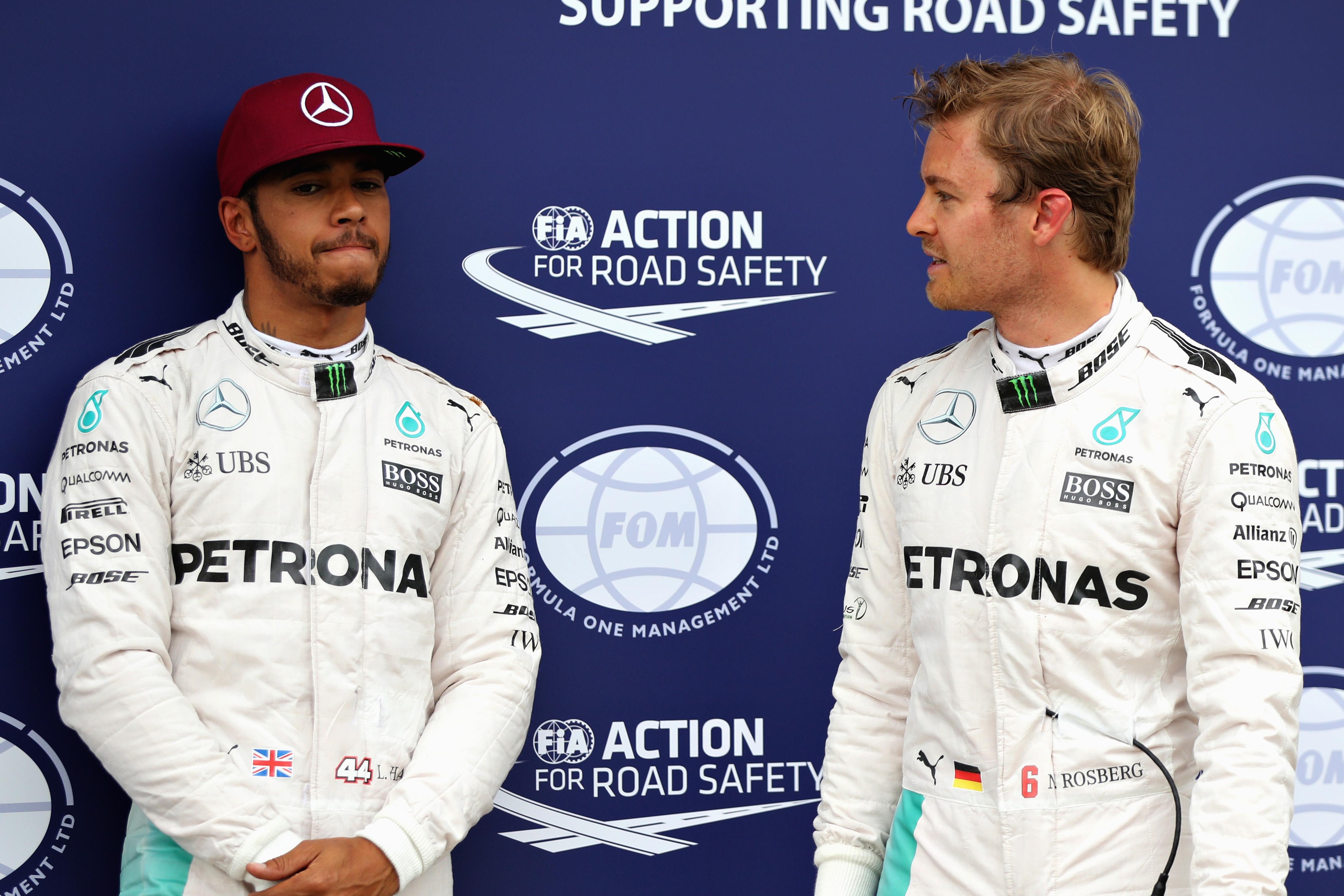 Mercedes boss slams Lewis Hamilton and Nico Rosberg as 'brainless' after Austrian Grand Prix crash