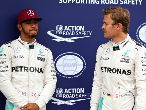 Mercedes boss slams Lewis Hamilton and Nico Rosberg as 'brainless' after Austrian Grand Prix crash