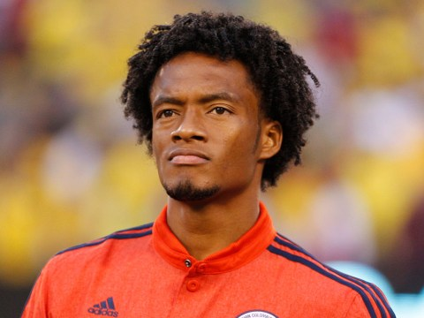 Juan Cuadrado determined to claim Chelsea starting spot under Antonio Conte