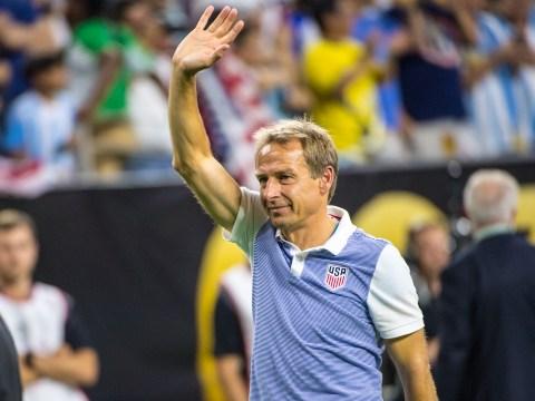 FA to interview Jurgen Klinsmann over becoming next England manager