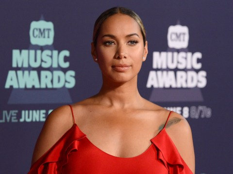 Leona Lewis looks purrfect as she prepares to join the Cats musical on Broadway
