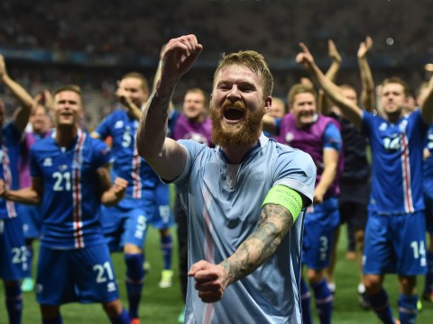 Kit suppliers struggling with demand for Iceland shirts… from Scotland fans!
