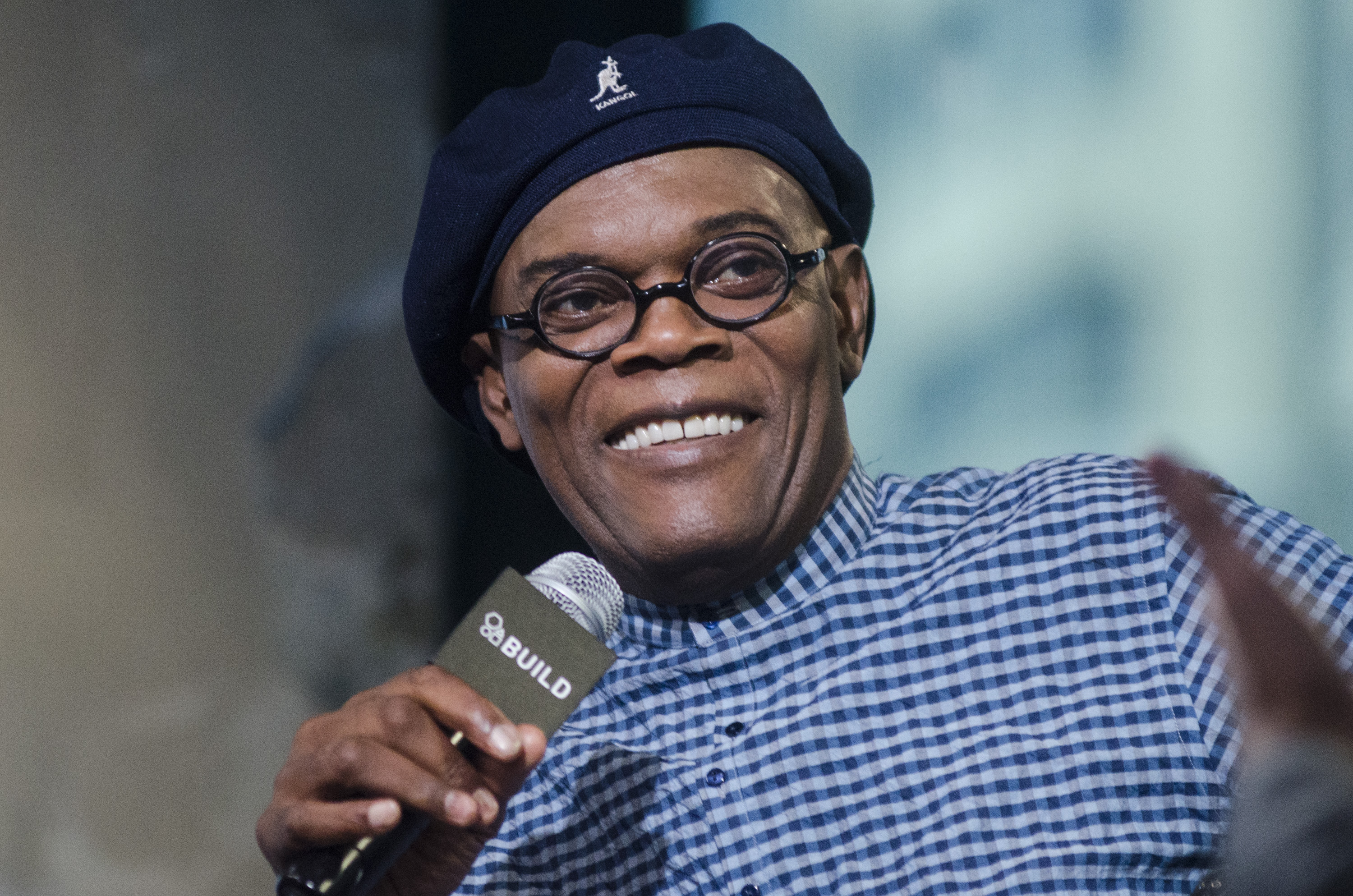 Samuel L. Jackson is in this former X Factor star's new music video