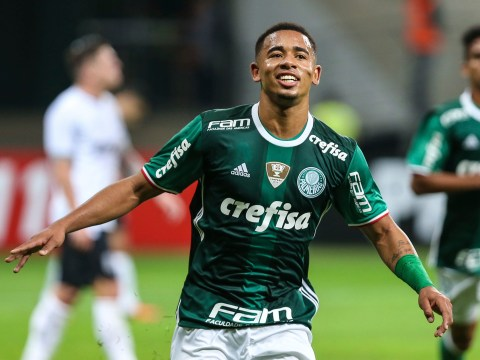 Manchester United to battle Manchester City for transfer of Palmeiras striker Gabriel Jesus