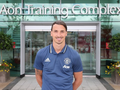 Zlatan Ibrahimovic is a big fan of his Manchester United strike partner Wayne Rooney