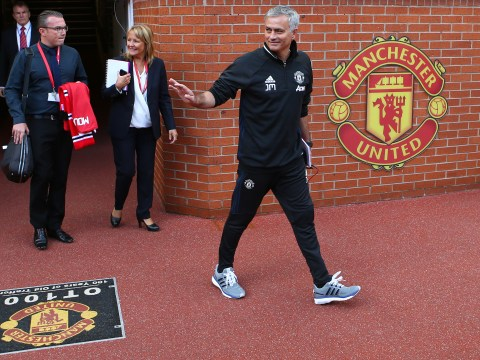 Jose Mourinho in dig at Arsene Wenger during first Manchester United press conference