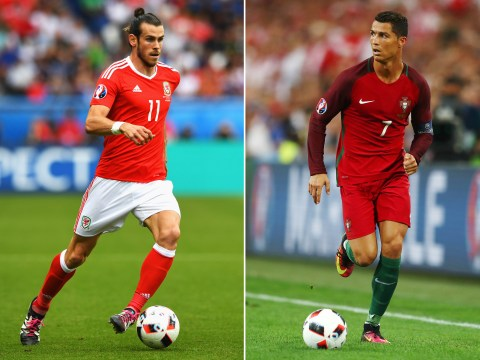 Carlo Ancelotti tips Gareth Bale and Cristiano Ronaldo to shoot first if Wales v Portugal goes to penalties