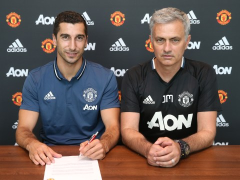 How Henrikh Mkhitaryan's arrival at Manchester United hands Jose Mourinho several tactical options