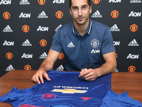 Jose Mourinho expecting instant impact from new Manchester United signing Henrikh Mkhitaryan