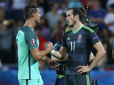 Wales' Joe Ledley hints Cristiano Ronaldo is lazy compared to Real Madrid team-mate Gareth Bale