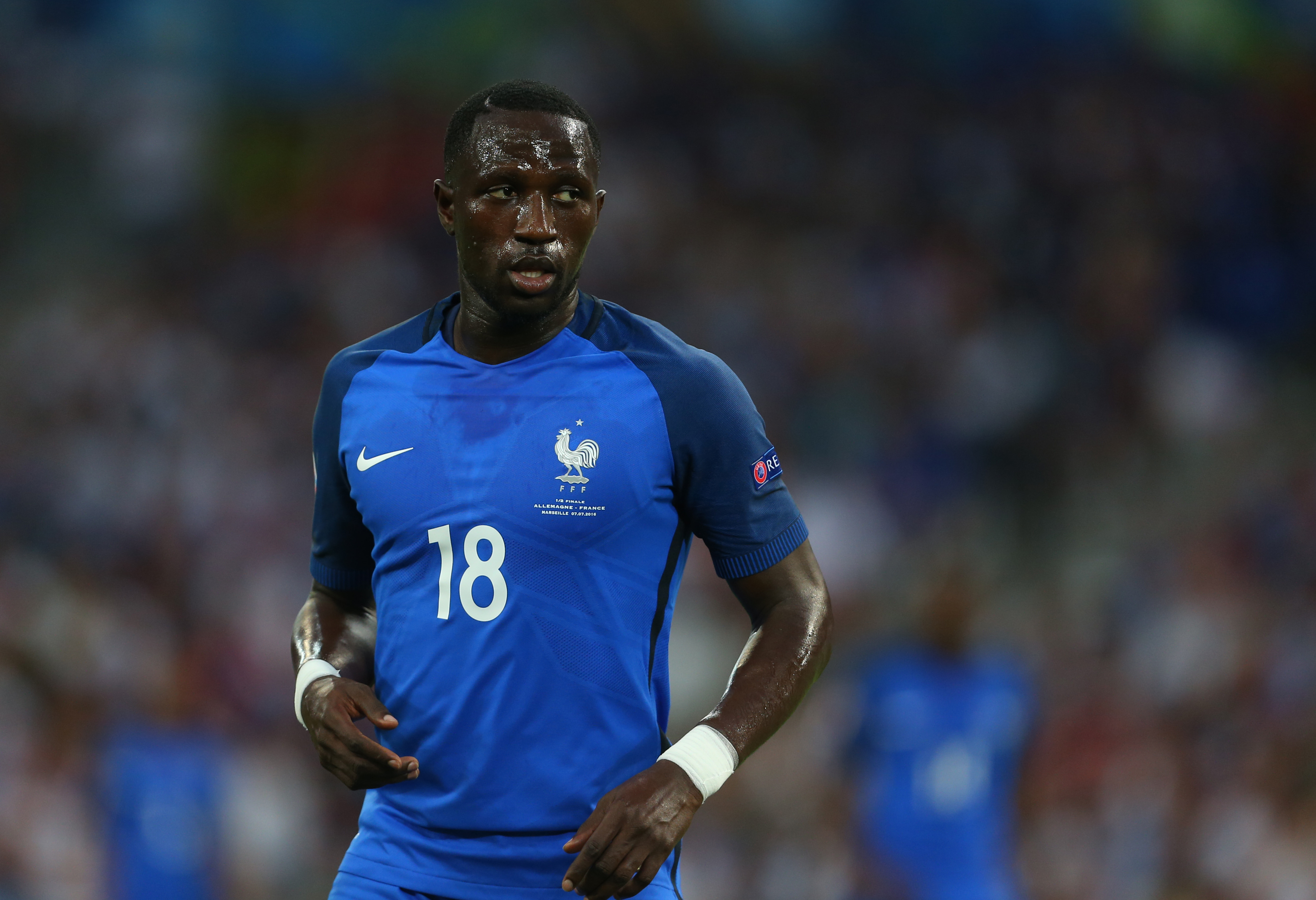 Tottenham and Chelsea target Moussa Sissoko is in London, says Didier Deschamps
