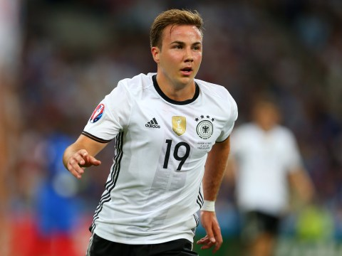 Tottenham have met twice with Mario Gotze's father over transfer