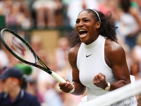 Serena Williams beats Angelique Kerber in Wimbledon final