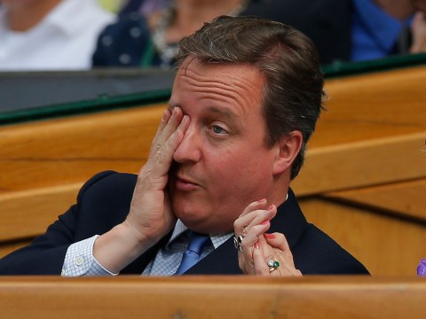 Watch: David Cameron booed by Wimbledon crowd during Andy Murray victory