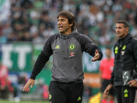 Antonio Conte admits his Chelsea players are still feeling low after the disappointments of last season