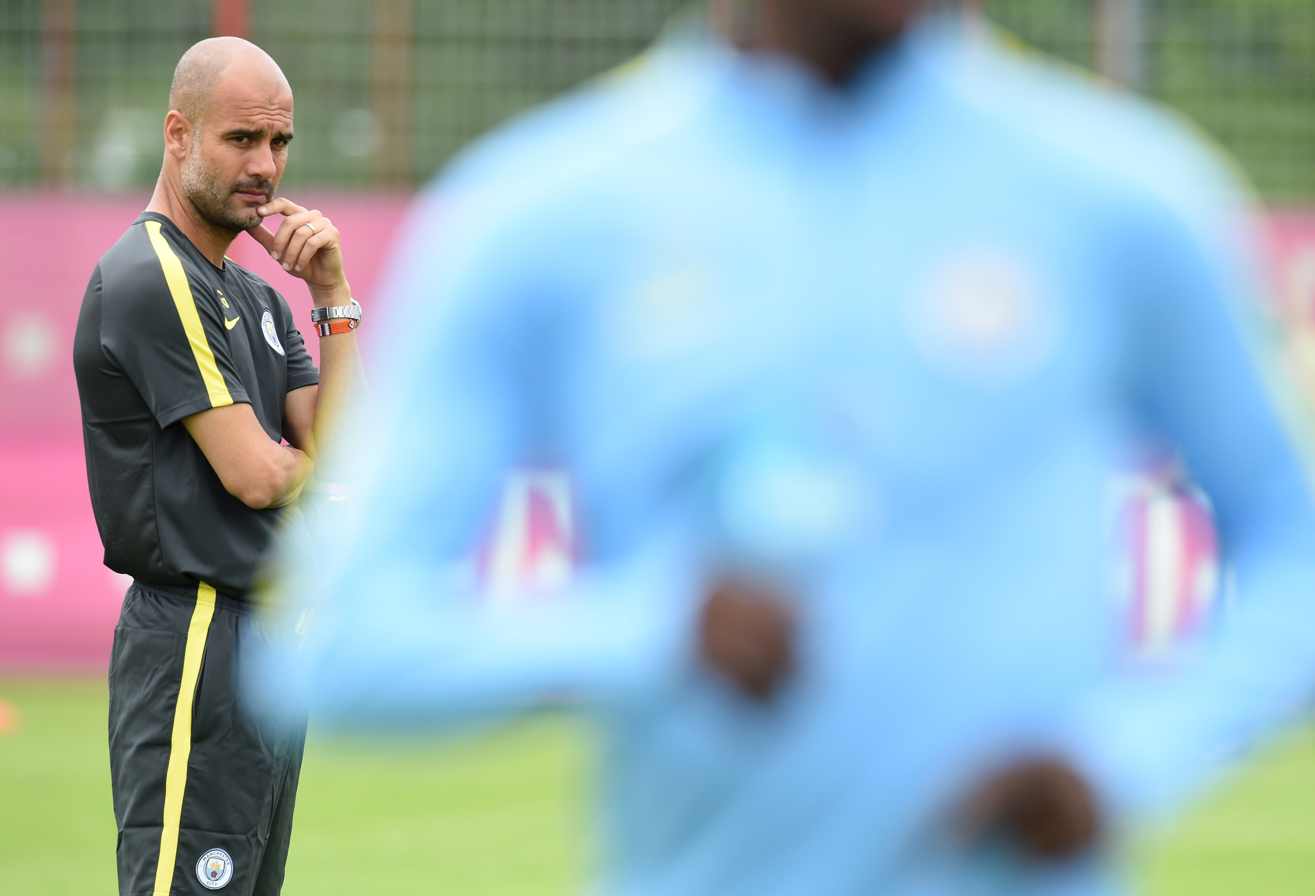Fabian Delph says he's learnt more in three weeks under Pep Guardiola than in his ENTIRE career!